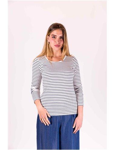 Pennyblack - T-shirt in jersey fluido