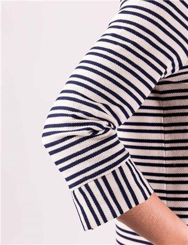 Pennyblack - T-shirt in jersey piqué