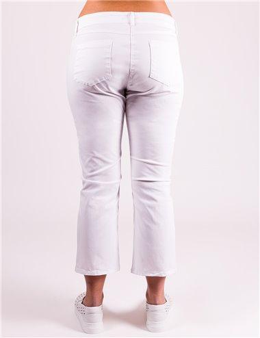 Pennyblack - Pantaloni kick-flare in cotone