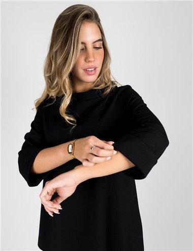 Elena Mirò - Casacca con collo ad anello nero