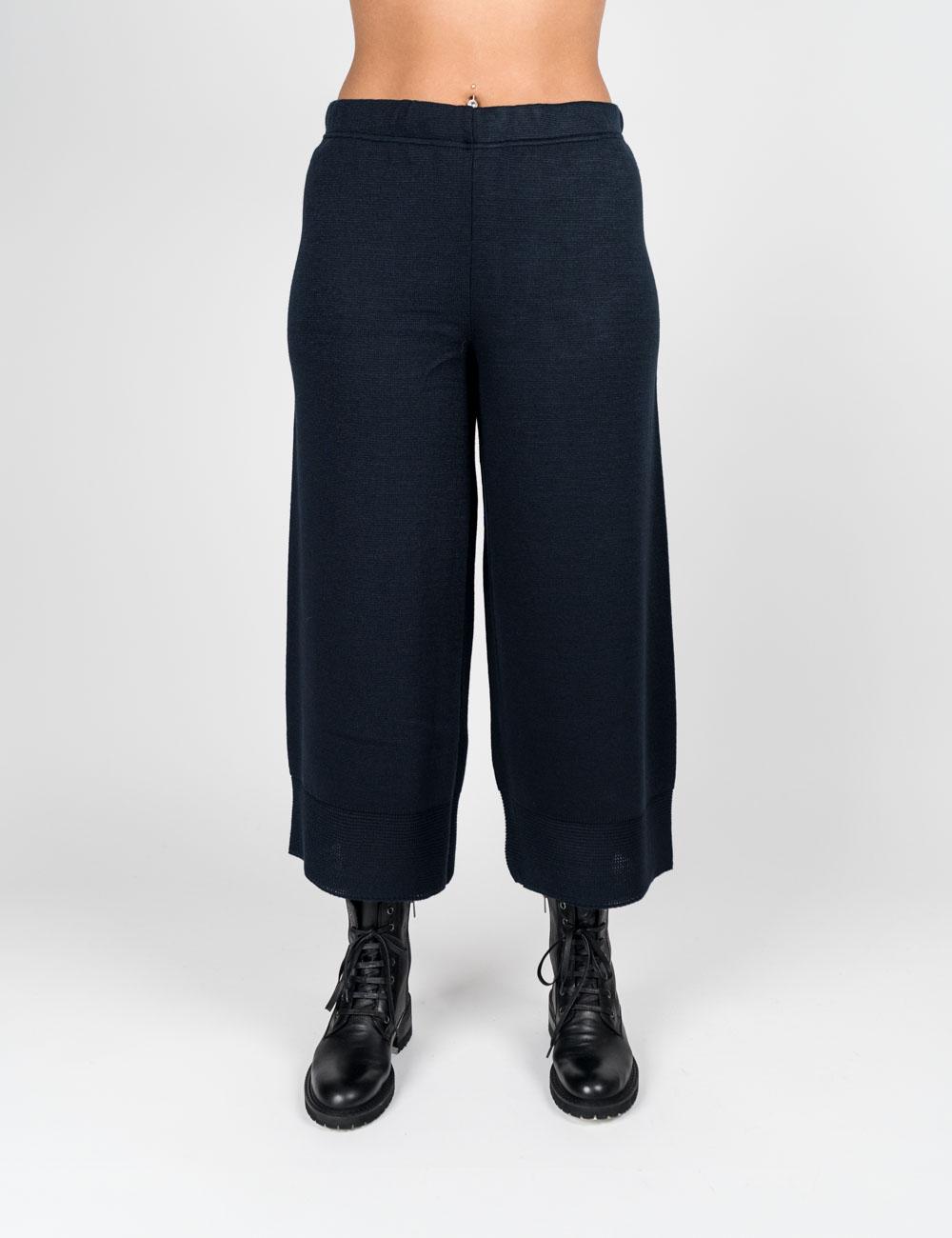 Gaia Life - Pantalone in Maglia blu