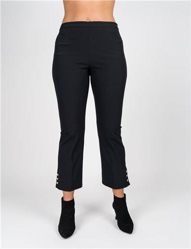 Pennyblack - Pantaloni in tessuto tecnico nero